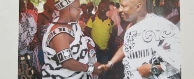 Akyem Anweaso Chief to be Inaugurated in the United States