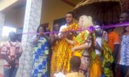 Attakrom Community Gets 8 Unit Classroom Block