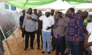 Central Region: Akufo-Addo Visits Potato Processing Factory