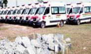 The rejected ambulances