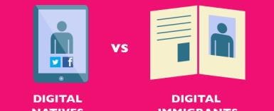 How eCommerce Is Bridging The Gap Between Digital Natives And Digital Immigrants