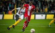 Ghana Striker Owusu Acheampong Among Top Ten Strikers In Europe, Better Than Messi, Ronaldo And Neymar
