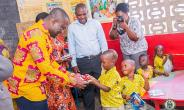 AMA Marks 'My First Day At School'