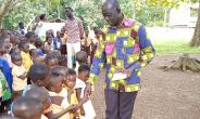 Aowin MCE visits schools to monitor enrolment of wards