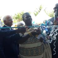Nzema Baptist Hospital Opened