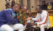Photos: Okyeame Kwame Holds