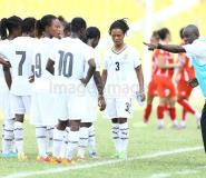 Black Queens To Play France In A Friendly  Match