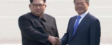 Inter-Korean summit Brings Moon Jae-in, Kim Jong Un Together