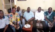 Adam Samba, Bugri Naabu and other officials