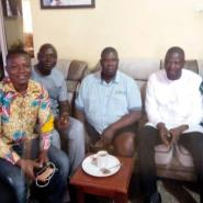 Adam Samba, Bugri Naabu and other officials