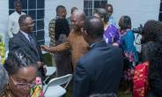 President Mahama Interacts With Ghanaian Community In New York
