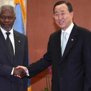 Kofi Annan's Flame Of Legacy Should Be Carried On