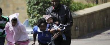 15 Iconic Photos From Kenya's Westgate Mall Attack, Five Years Later