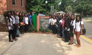 KNUST Pharmacy Students Back Home After FAMU Exchange Programme