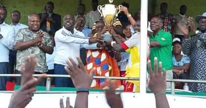Watch Video: Okwahu United beats Kade United to win maiden Eastern Cup
