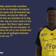 Ghanaian Midfielder Patrick Arthur Wants To Make A Difference At Swedish Side Ängelholms FF
