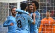 Mahrez Double Caps Five-Star Man City's Rout Of Cardiff
