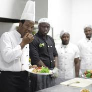 "Chefs Shortage And Youth Unemployment In Ghana: The ""Chef From The Street"" Approach"