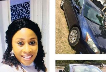 Nollywood Actress, Abidemi Mustapha Brand New Honda Accord