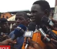 Trending Video: Thief Congratulates Police For Arresting Him