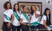 Contestants Photos From Miss Ambassador For Peace Camp