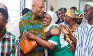 Prof. Joshua Alabi Rounds Up Upper East Regional Campaign
