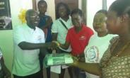Tema Polyclinic Gets Support From First Baptist Church