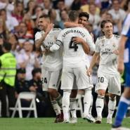 Asensio Sends Real Madrid Top Of La Liga