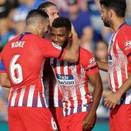 Atletico Warm Up For Madrid Derby With A Win At Getafe