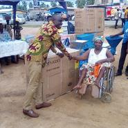 Persons With Disability And Road Infrastructure