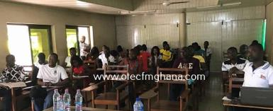 OTEC FM Holds Training Programme For Staff