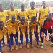AshGold President Dr Frimpong Donates Bottled Water To Support Ashanti Regional Colts Tourney
