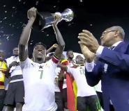 It's All Joy As Ghana Beat Nigeria 4-1 To Lift 2017 Fox Sports WAFU Cup