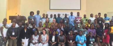 International Conference on Physical Activity and Sports Development ends in Accra