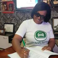 Nollywood Actress, Mercy Aigbe Signs new Deal with Transport Company