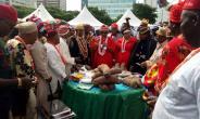 Accra: Igbo Community Celebrates Yam Festival