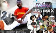 Don Max Peace Campaign And Album Launch Park's Excitement In Bolgatanga