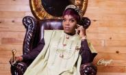 Nollywood Actress, Empress Njamah Emerges Queen of Agbada Gang
