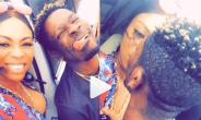 Shatta Wale Acquires New Ride; Picks Michy Up From Church