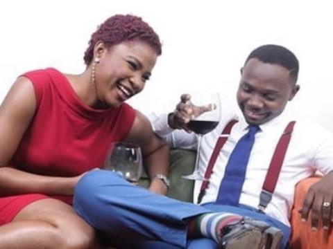 Comedian, Teju BabyFace Celebrates 6th Year Wedding Anniversary with Wife