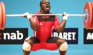 Ghana's weightlifters divided
