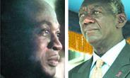 President Kufuor wants Fathia buried beside Nkrumah