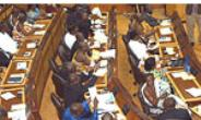 Ghana can't make progress with this Parliament