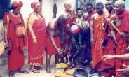 Ga- Adangme in Germany Celebrates Homowo