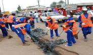 MTN Joins Zoomlion To Clean Kumasi Streets