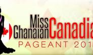 Miss Ghanaian Canadian 2015 Pageant.