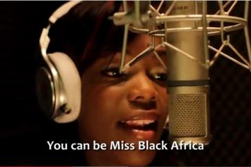 Be The Hope - ASSIA ft Miss Black Africa UK Finalists Official Video