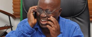 Concerned Citizens Of The Volta Region Congratulates Nana Akufo-Addo And The NPP