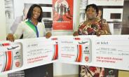 Photo News: Airtel Loyal Customers Win Air Tickets To Visit The UK