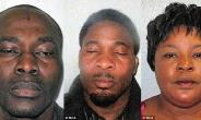 The London connection: 3 Nigerians Jailed for 13 Years In The UK For Human Trafficking